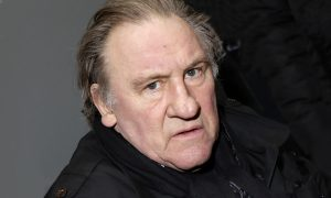 Gérard Depardieu, actor, acusado, violación, agresión sexual,