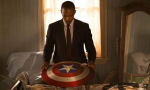 Sam Wilson, Anthony Mackie, The Falcon, escudo, Capitán América, serie