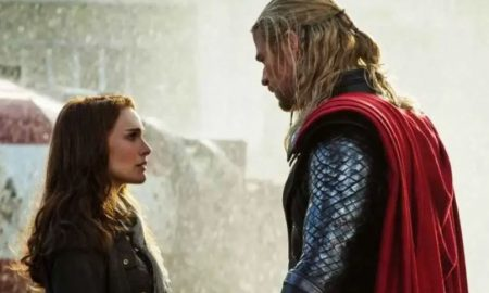 Thor, Jane Foster, Chris Hemsworth, Natalie Portman