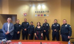 agentes, playas, rosarito, araceli brown