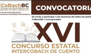 concurso, intercobach, estatal, cuento, alumnos, preparatoria