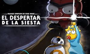 Star Wars, Los Simpson