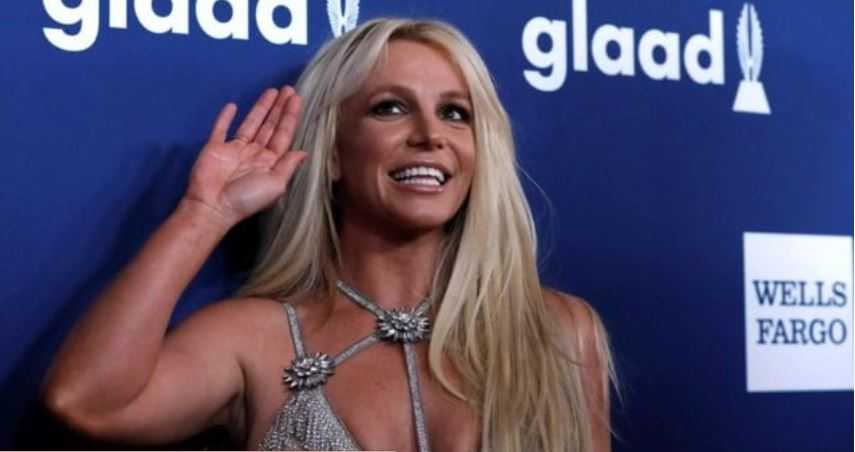 Britney Spears, cantante,